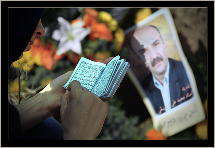 gharighi mansoori محمد علی غریقی