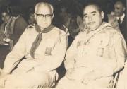 رئیس فرهنگ و رئیس هیات کشتی آمل - دهه 40