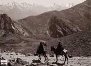 راه مالرو هراز سال 1305 خورشیدی