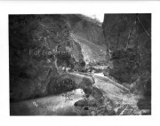 پل پنجاب در سر راه تهران به مازندران - عهد قاجار