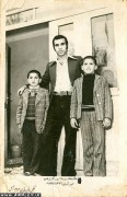 مدرسه پاشاکلا دشت سر - دهه 50