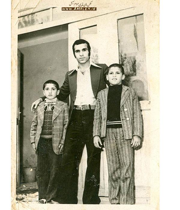 مدرسه پاشاکلا دشت سر – دهه ۵۰