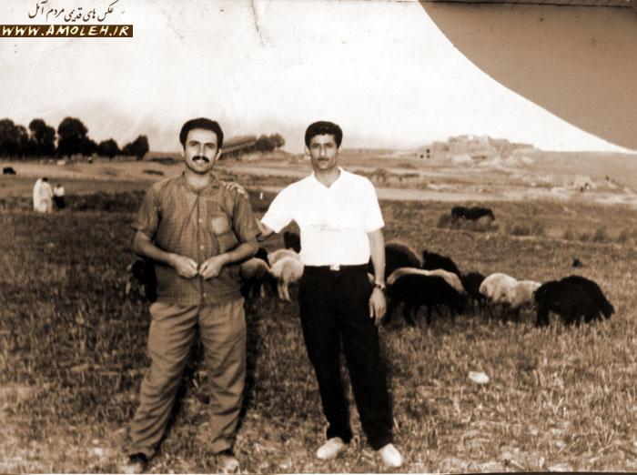 40s amirabad امیرآباد آبگرم   دهه 40