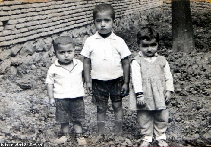 بچه های اسپه کلا – ۱۳۴۳