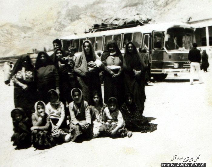 سفر به مشهد – ۱۳۴۶