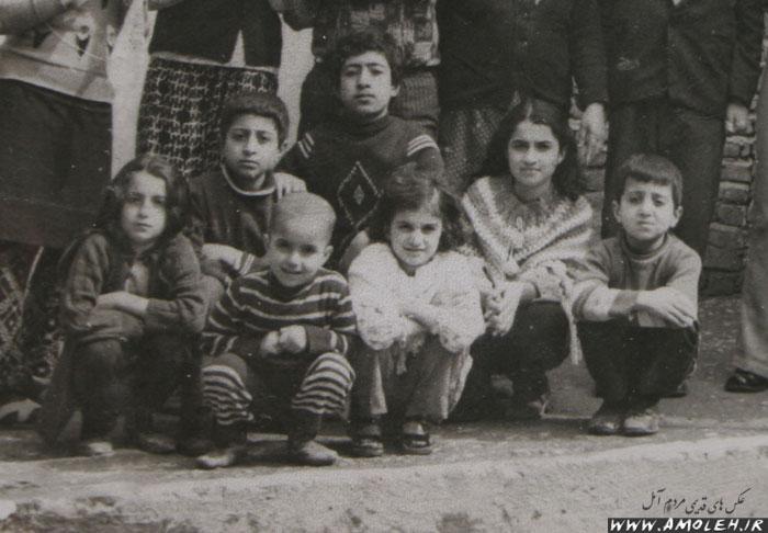 بچه های اسپه کلا – ۱۳۵۳