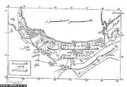 نقشه ولایت طبرستان قدیم