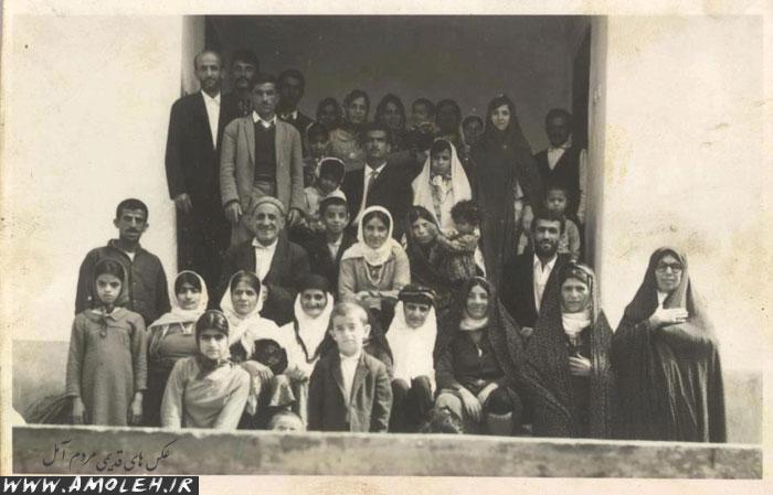 عروسی سنگچال دهه ۴۰