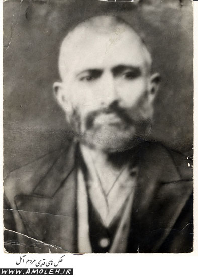 پرتره با قلم سیاه – دوره رضاشاه