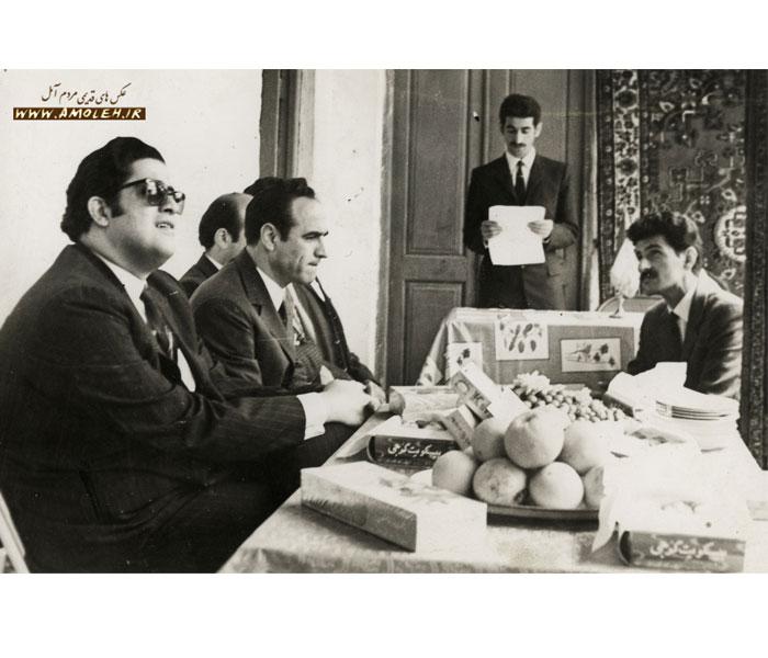 دبستان دولتی ناموسده دهه ۴۰