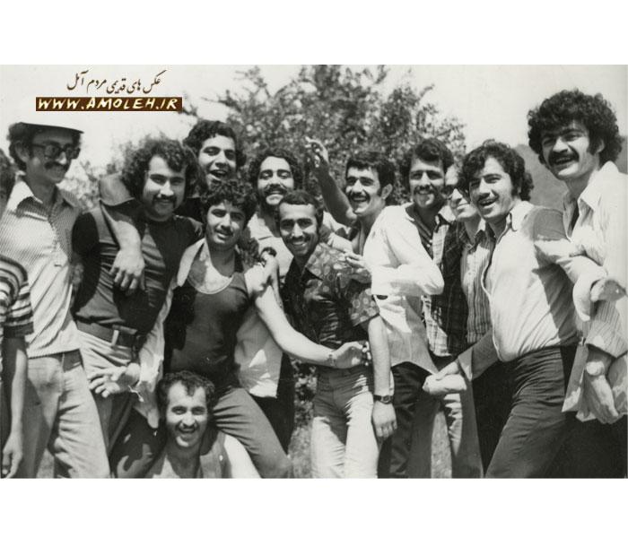 اردوی دانشجویی عمران ملی دهه ۵۰