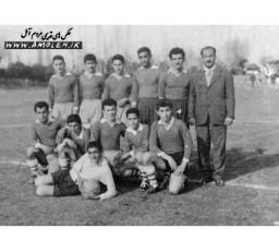 تيم فوتبال دهه 30