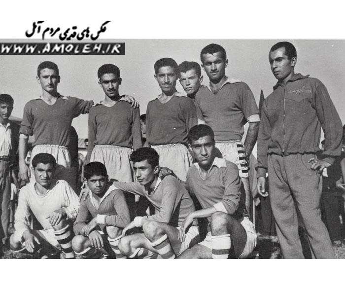 جمع ورزشکاران دهه ۴۰