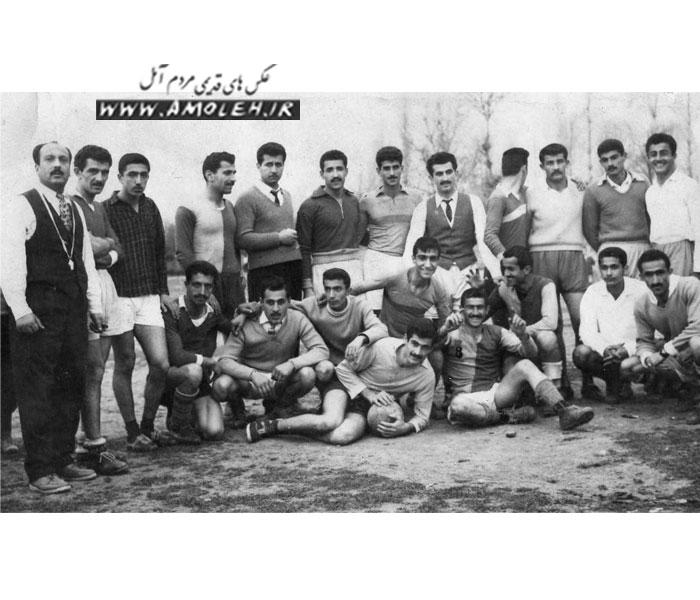 جمع ورزشکاران دهه ۳۰