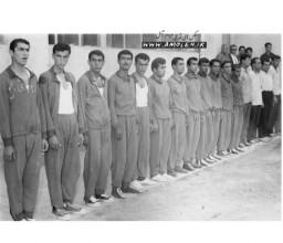 ورزشکاران دهه 40