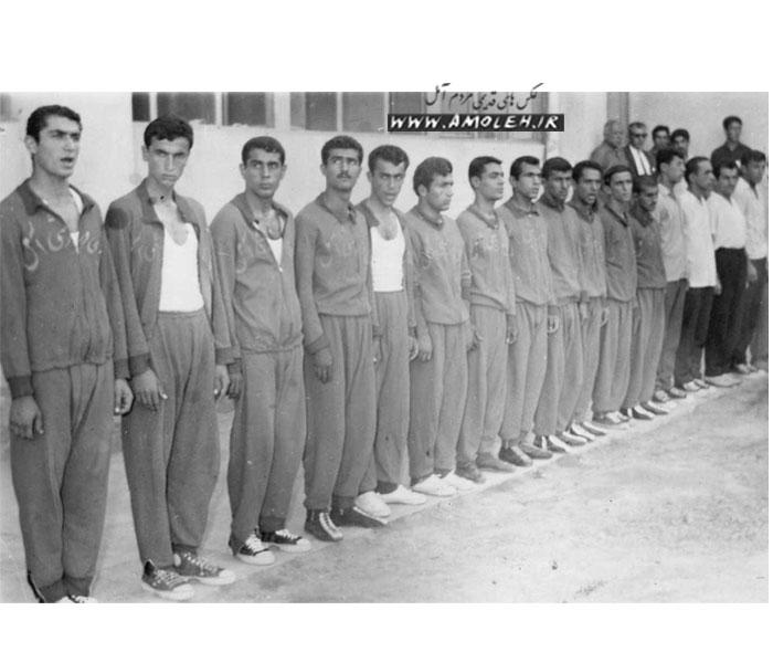 ورزشکاران دهه ۴۰