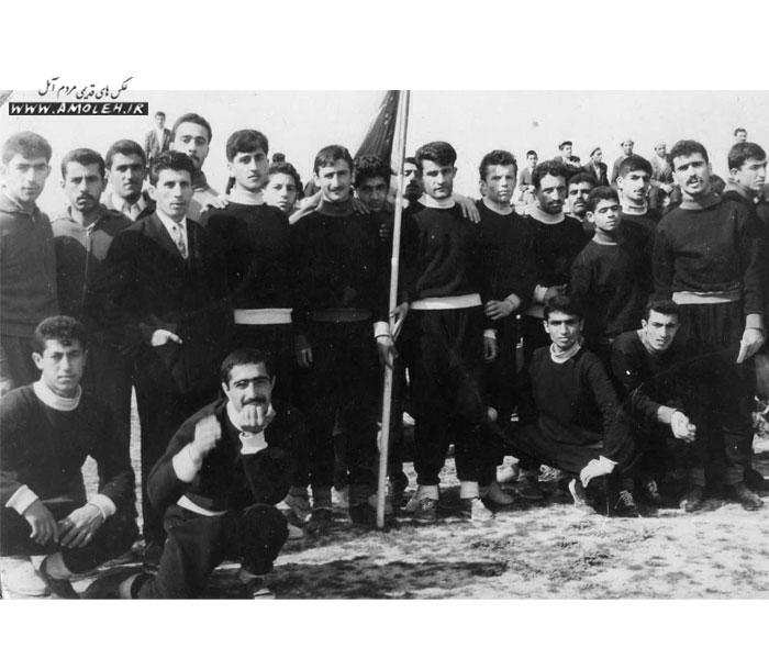 تیم ورزشی آمل سال ۳۹-۳۸
