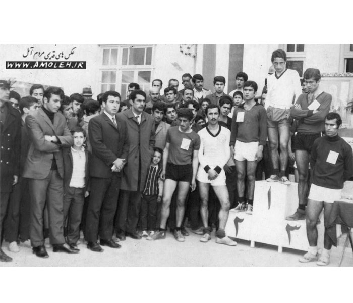 مسابقات دو و میدانی دهه ۴۰