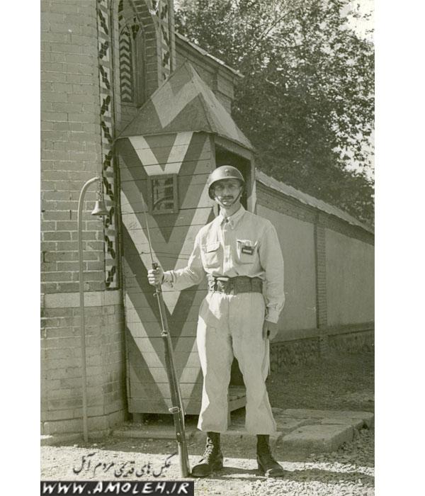 سرباز دهه ۳۰
