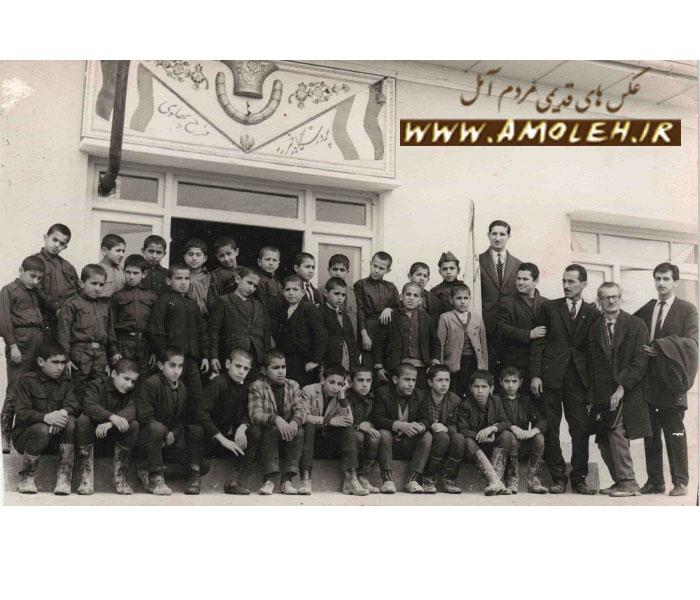 بازدید دانش آموزان از پرورشگاه خیریه دهه ۴۰