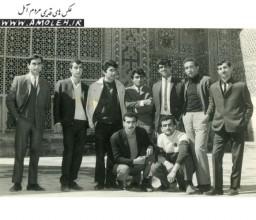 عکس يادگاري اواخر دهه 40