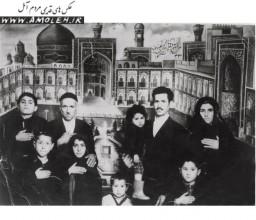 زائران مشهد مقدس سال 28/12/1344