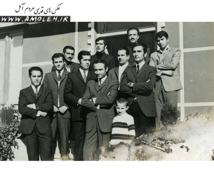 عکس یادگاری دهه ۵۰