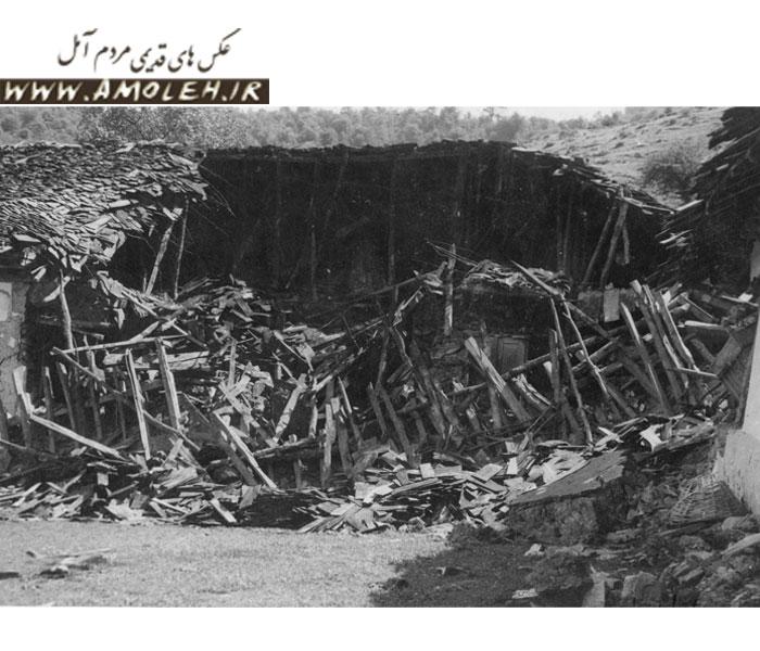 زلزله چلاو سال ۱۳۳۶