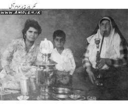 مادربزرگ الحق که سلطاني ....سال 1340