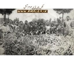 دانش آموزان فيروزکلا و حومه سال 43