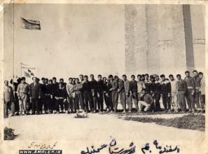 مسابقات آموزشگاههای مازندران 1340 گنبد