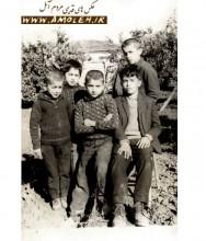 عکس يادگاري (محله اسپه کلا آمل) دهه 40