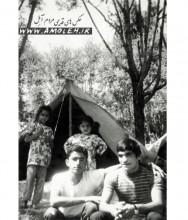 عکس يادگاري در ييلاق پلور دهه 40