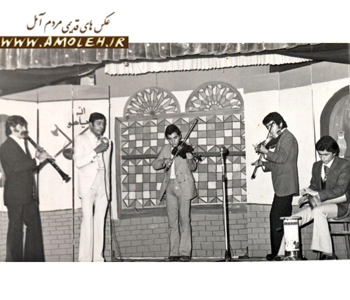 گروه پیش آهنگی آمل دهه ۵۱