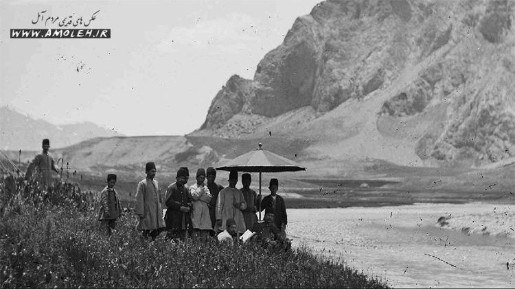 سفر شکار ناصرالدین شاه به لار – سال ۱۲۶۹