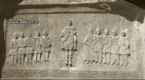 شکل شاه در دوره قاجار