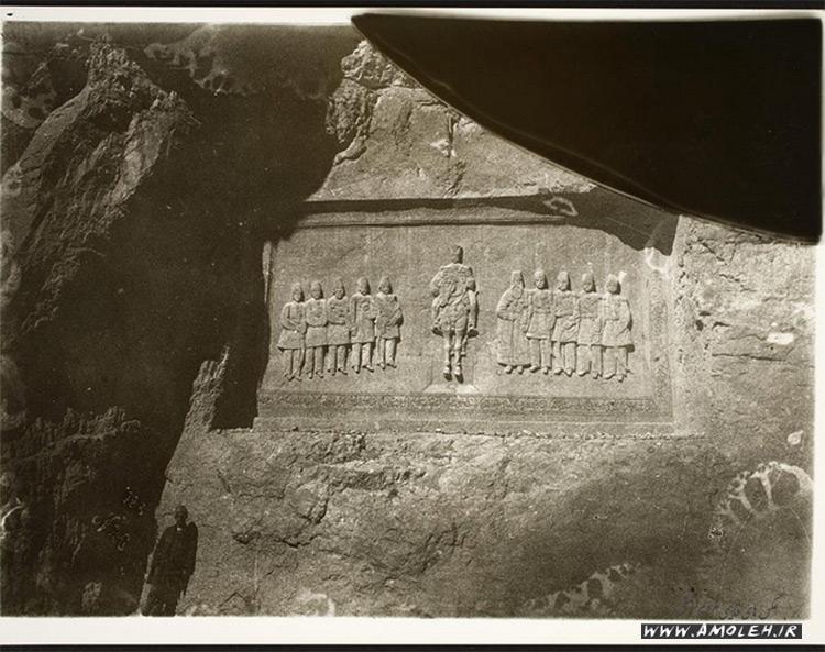 shekle shah ghajar شکل شاه در دوره قاجار