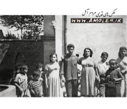 عکس خانوادگي دهه 30