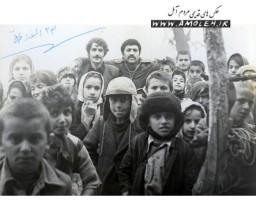 عکس يادگاري دانش آموزي سال 56