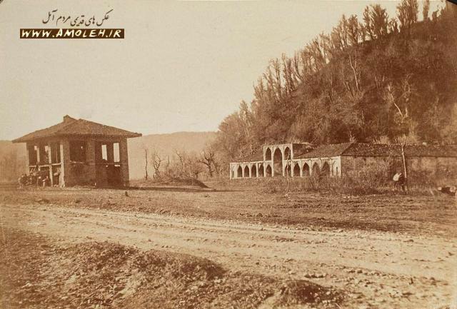کاروانسرا جاده ی هراز
