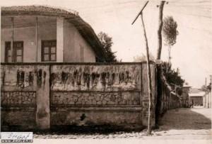 خانه آقای حکیمی در اسپه کلا