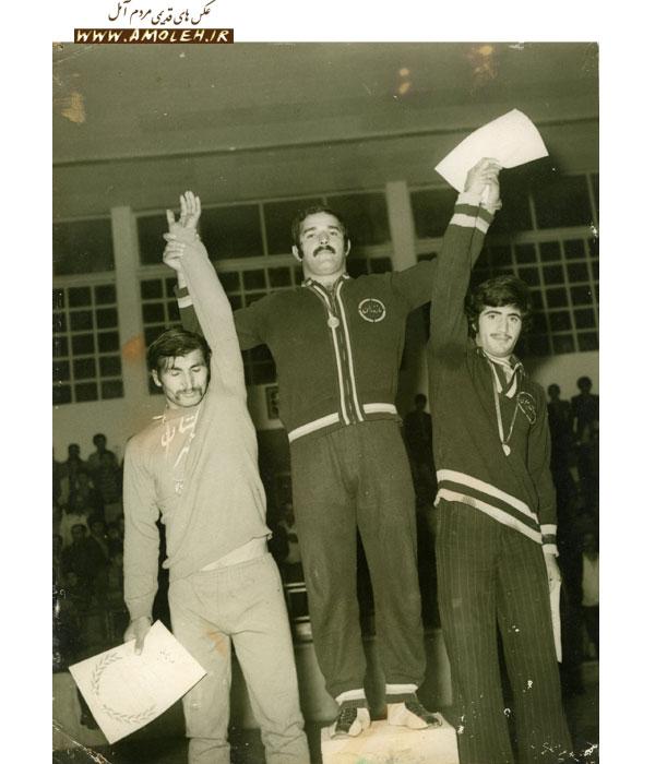 عکس ورزشی سال ۵۴