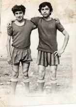 تمرین فوتبال - کمانگرکلا هراز پی