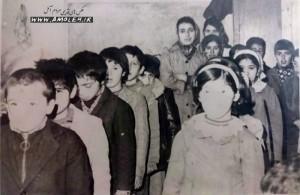 مدرسه شاهاندشت دهه ی 50
